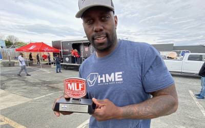 TRENT COLE TAKES 3RD PLACE AT MLF BIG 5